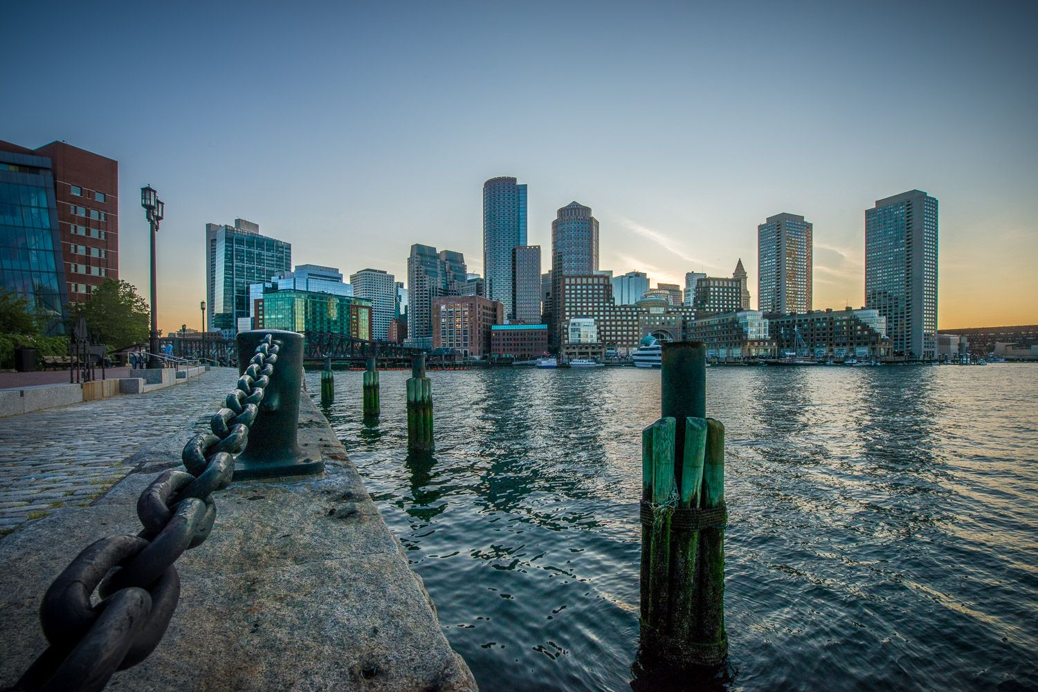 Boston skyline - 2