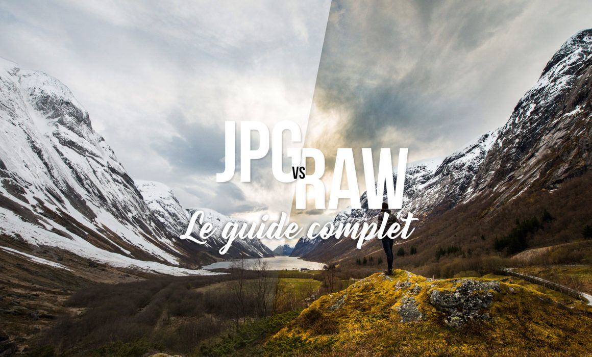 JPg ou RAW, le guide complet