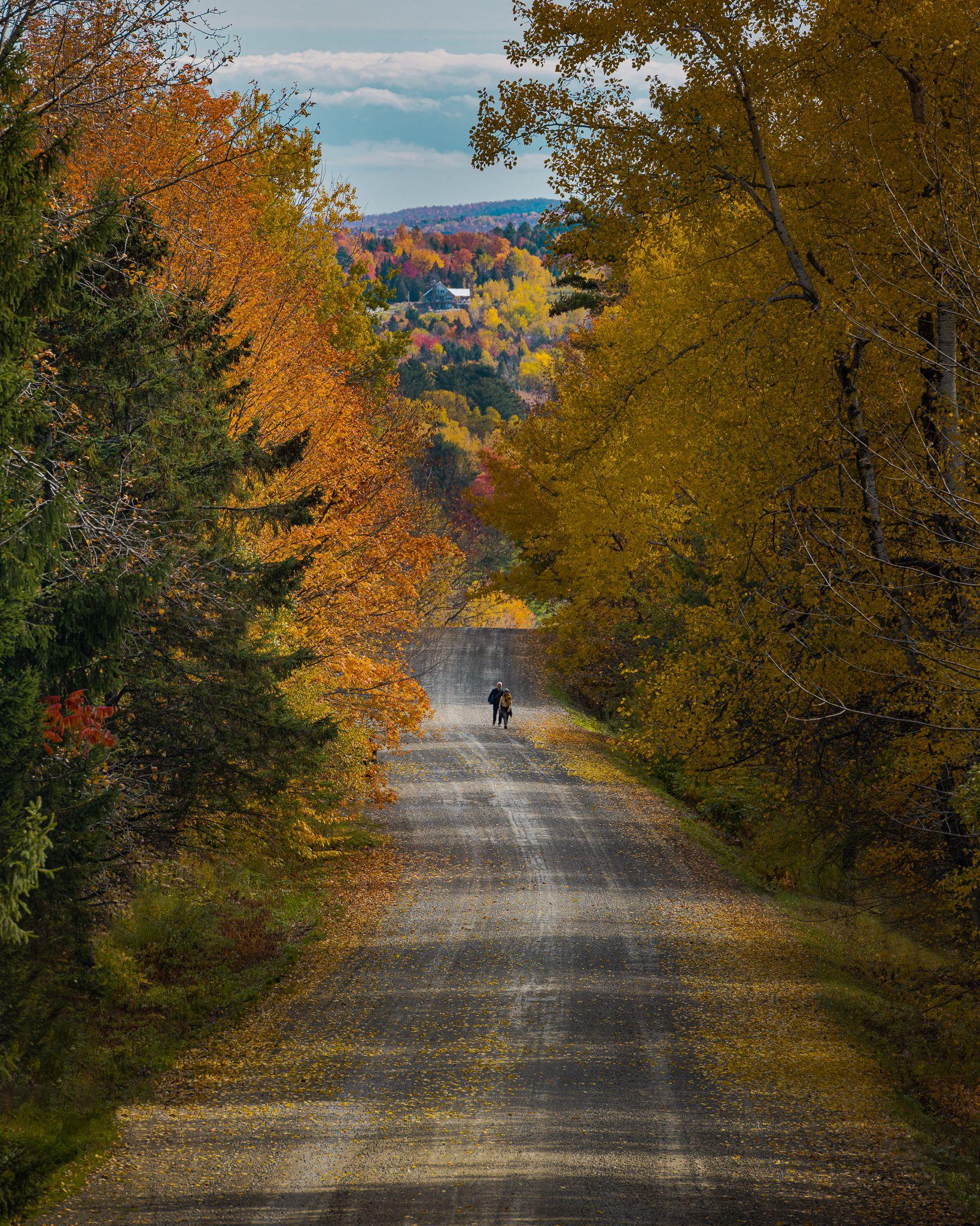 Automne au Québec